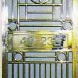 Stainless Steel '304' (Double Door) 002