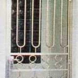 Stainless Steel '304' (Double Door) 011