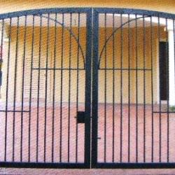Mild Steel Main Gate 01