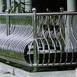 SSR 02 Stainless Steel '304' Railing (Normal)