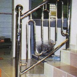 Stainless Steel '304' Balcony Railing (Curve) 03