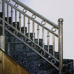 Stainless Steel '304' Balcony Railing (Curve) 07