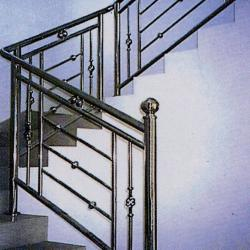Stainless Steel '304' Balcony Railing (Curve) 08