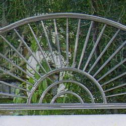 Stainless Steel '304' Balcony Railing (Curve) SSR 10