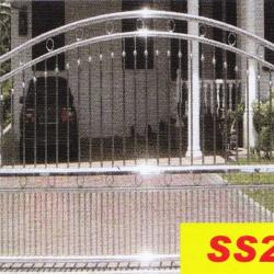 SS 256 Stainless Steel '304' Main Gate