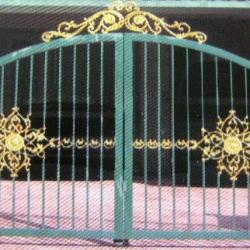 Mild Steel Main Gate 02
