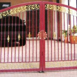 Mild Steel Main Gate 03