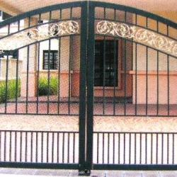 Mild Steel Main Gate 09