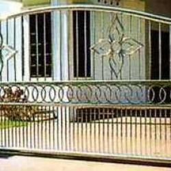 SS 002 Stainless Steel '304' Main Gate 002