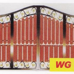 WG 010 Wrought Iron Main Gate