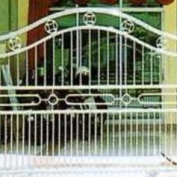 SS  006 Stainless Steel '304' Main Gate
