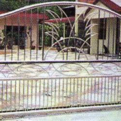 SS  010 Stainless Steel '304' Main Gate