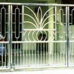 SS  011 Stainless Steel '304' Main Gate