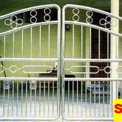 SS  012 Stainless Steel '304' Main Gate