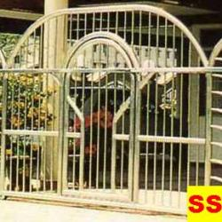 SS  013 Stainless Steel '304' Main Gate