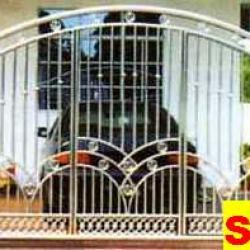 SS  014 Stainless Steel '304' Main Gate