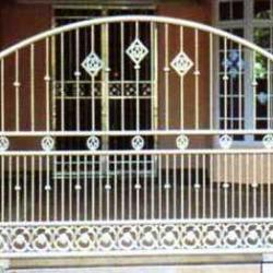 SS  015 Stainless Steel '304' Main Gate