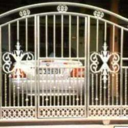 SS  017 Stainless Steel '304' Main Gate