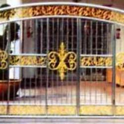 SS  019 Stainless Steel '304' Main Gate