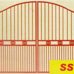 SS 023 Stainless Steel '304' Main Gate