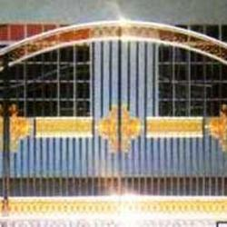 SS 025 Stainless Steel '304' Main Gate