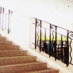 WR 024 Wrought Iron (Staircase)