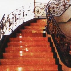 WR 025 Wrought Iron (Staircase)