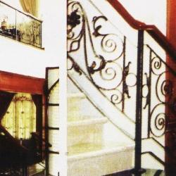 WR 026 Wrought Iron (Staircase)