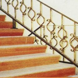 WR 027 Wrought Iron (Staircase)